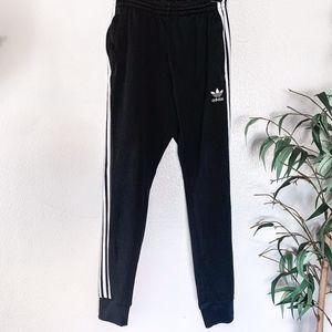 Adidas Originals Black Jogger Pants